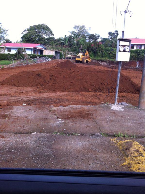 Construcción de nuevo edificio