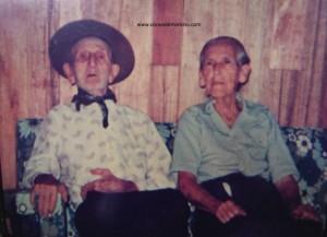 Rafael Quesada Bastos (1885-1979) y Rosa Granados Huertas (1896-)